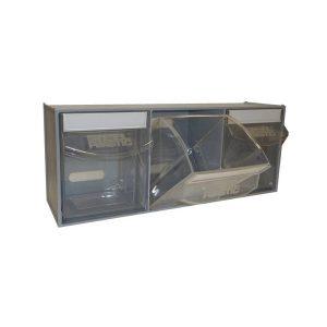 Complete Van Storage Tilt Bin Kit (27 compartments)